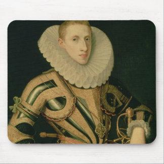Portrait of Diego de Villamayor, 1609 Mouse Mat