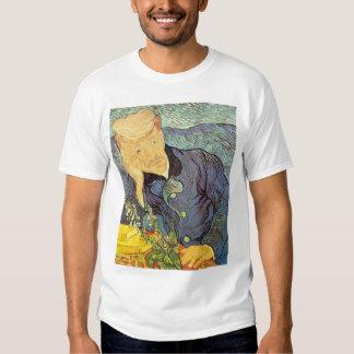 Portrait of Doctor Gachet by Vincent van Gogh Tees