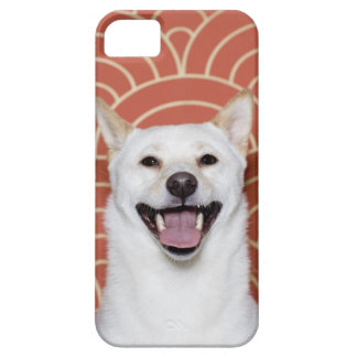 Portrait of Dog 3 Barely There iPhone 5 Case