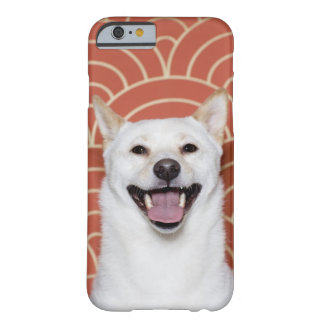 Portrait of Dog 3 Barely There iPhone 6 Case