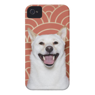Portrait of Dog 3 Case-Mate iPhone 4 Case