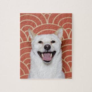 Portrait of Dog 3 Jigsaw Puzzle
