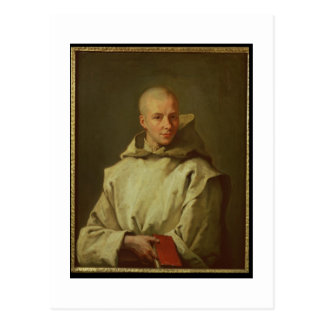 Portrait of Dom Baudouin du Basset of Gaillon, 171 Postcard