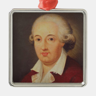 Portrait of Domenico Cimarosa Christmas Ornament
