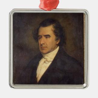 Portrait of Dominique Francois Jean Arago  1842 Christmas Ornament