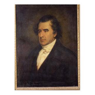 Portrait of Dominique Francois Jean Arago  1842 Postcard