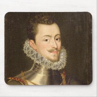 Portrait of Don John of Austria Mouse Mat
