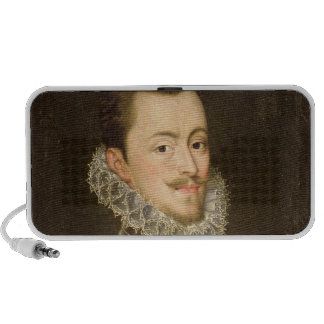 Portrait of Don John of Austria Notebook Speakers