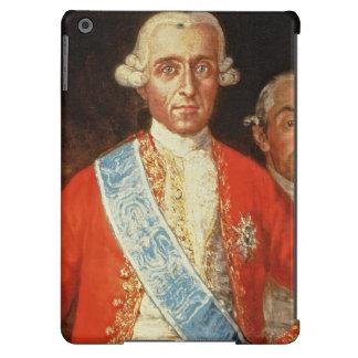 Portrait of Don Jose Monino y Redondo I iPad Air Cover
