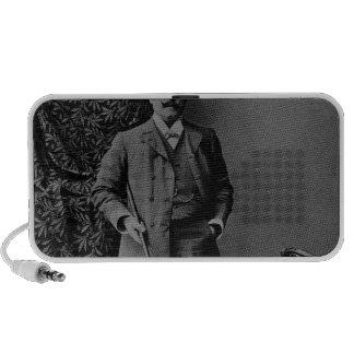 Portrait of Dr. Barnardo Laptop Speakers