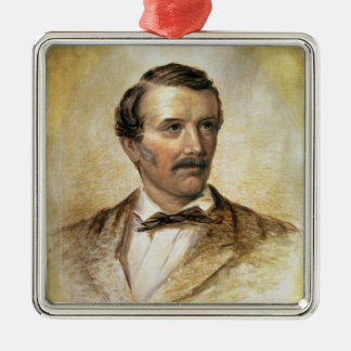 Portrait of Dr David Livingstone Christmas Ornament