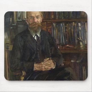 Portrait of Dr Edward Meyer  1910-11 Mouse Mat