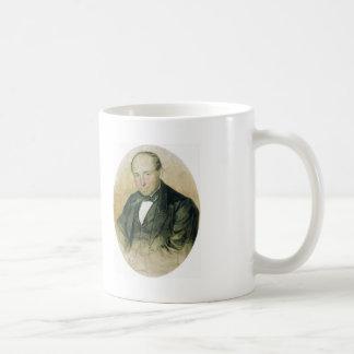 Portrait of Dr. G. Kostrov by Ilya Repin Coffee Mug
