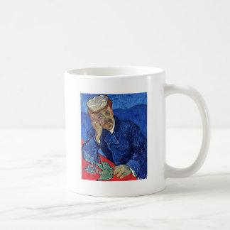 Portrait Of Dr. Gachet By Vincent Van Gogh Mugs