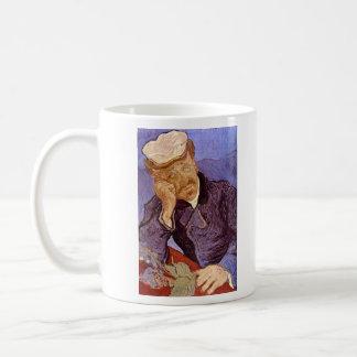 Portrait of Dr Gachet by Vincent Willem van Gogh Mug