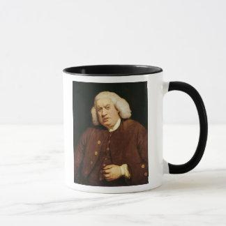 Portrait of Dr. Samuel Johnson Mug