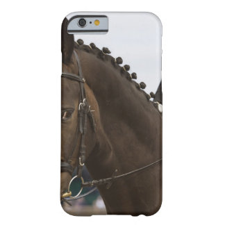 portrait of dressage horse barely there iPhone 6 case