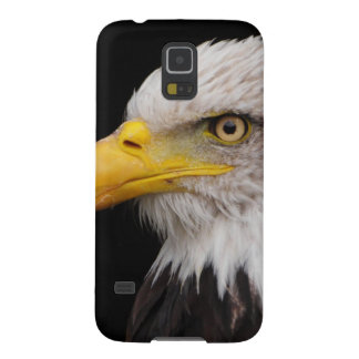 Portrait of eagle galaxy s5 cover