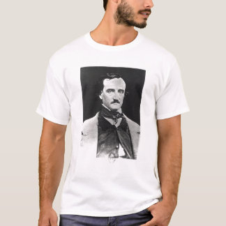 Portrait of Edgar Allan Poe T-Shirt