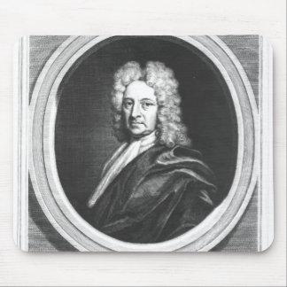Portrait of Edmond Halley Mouse Pad