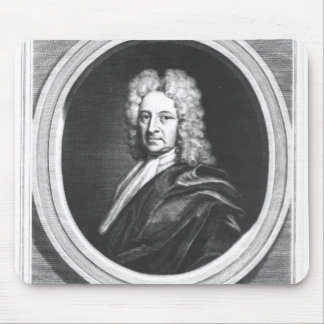 Portrait of Edmond Halley Mousepad