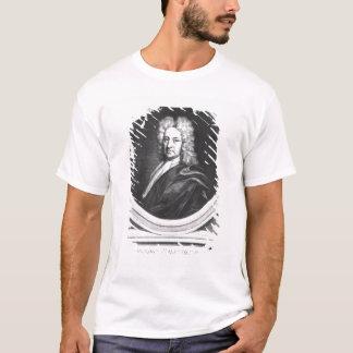 Portrait of Edmond Halley T-Shirt
