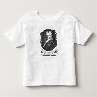 Portrait of Edmond Halley T-shirts