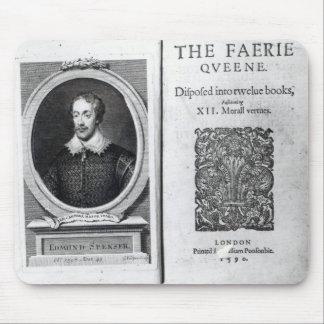Portrait of Edmund Spenser and the Mouse Mat