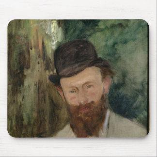 Portrait of Edouard Manet  c.1880 Mouse Pad