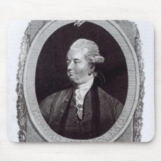 Portrait of Edward Gibbon Mouse Pad