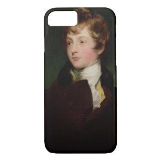 Portrait of Edward Impey (1785-1850), c.1800 (oil iPhone 7 Case