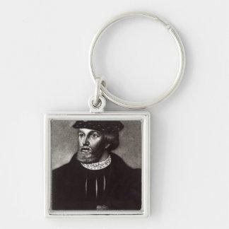 Portrait of Edward, Third Duke of Buckingham Key Ring
