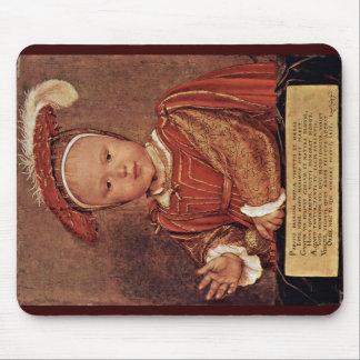 Portrait Of Edward Vi. As A Child Mouse Pads