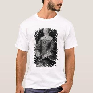 Portrait of Elizabeth I when Princess  c.1546 T-Shirt