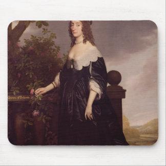 Portrait of Elizabeth, Queen of Bohemia Mouse Pad