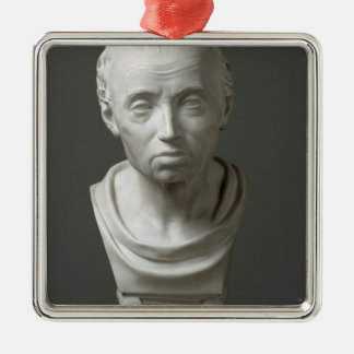 Portrait of Emmanuel Kant , 1801 Christmas Ornament