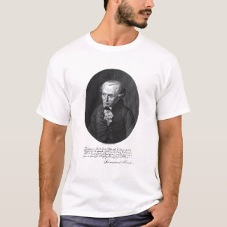 Portrait of Emmanuel Kant T-Shirt