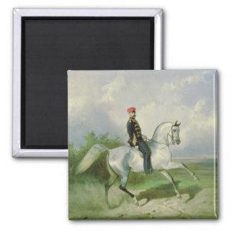 Portrait of Emperor Alexander II  1876 Magnet
