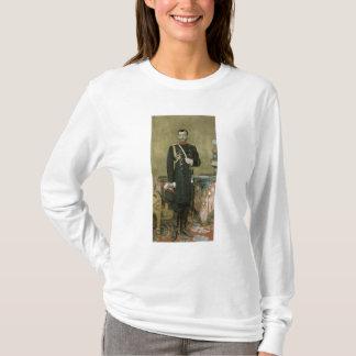 Portrait of Emperor Nicholas II  1895 T-Shirt