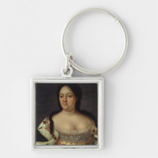 Portrait of Empress Anna Ioannovna Key Ring