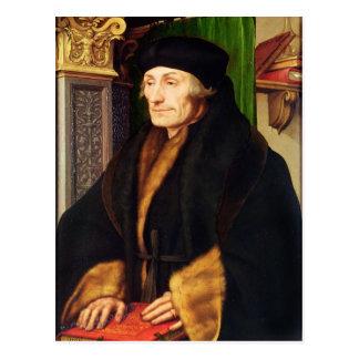 Portrait of Erasmus, 1523 Postcard