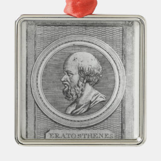 Portrait of Eratosthenes Christmas Ornament