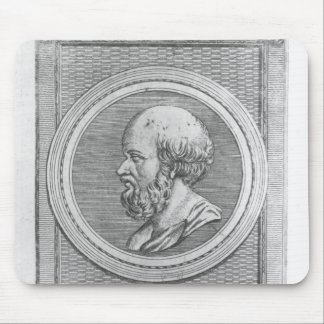 Portrait of Eratosthenes Mouse Mat