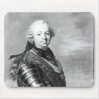 Portrait of Etienne-Francois, duke of Choiseul Mouse Mat