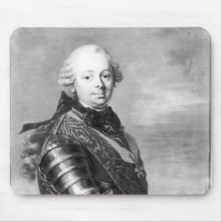 Portrait of Etienne-Francois, duke of Choiseul Mouse Pad