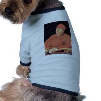 Portrait Of Fedra Inghirami By Raffael Dog T Shirt