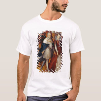Portrait of Ferdinand I  and his Niece T-Shirt
