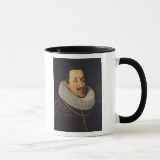 Portrait of Ferdinand II  of Habsbourg, 1622-37 Mug