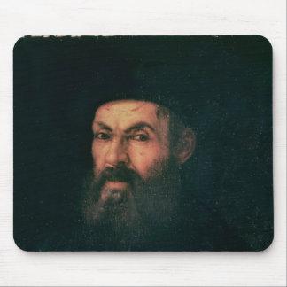 Portrait of Ferdinand Magellan Mouse Mat
