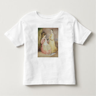 Portrait of Florence Nightingale  and her Toddler T-Shirt